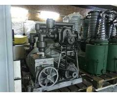 Насос вакуумный двн-50 роторная машина типа Рутс