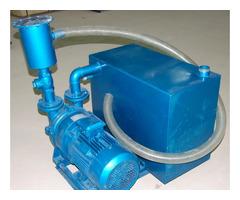 Вакуумный водоциркуляционный насос 5.5 kW. Сальник