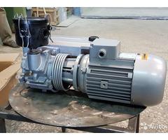 Вакуумный пластинчато-роторный насос SV025 новый