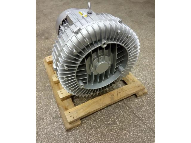 Вихревая воздуходувка (компрессор/вакуумный насос) - 1