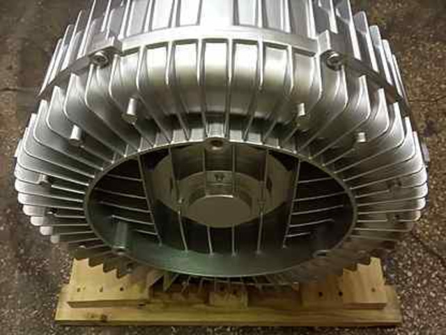 Вихревая воздуходувка 2,2кВт (210м3/час, 270мбар) - 2