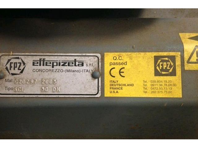 Воздуходувка вихревая Effepizeta scl - 2