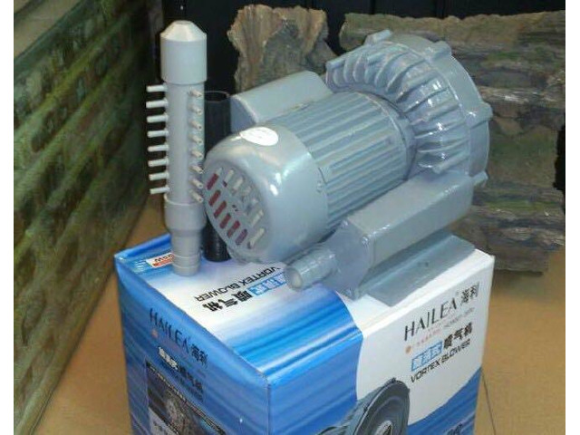 Вентилятор воздуходувка - 1