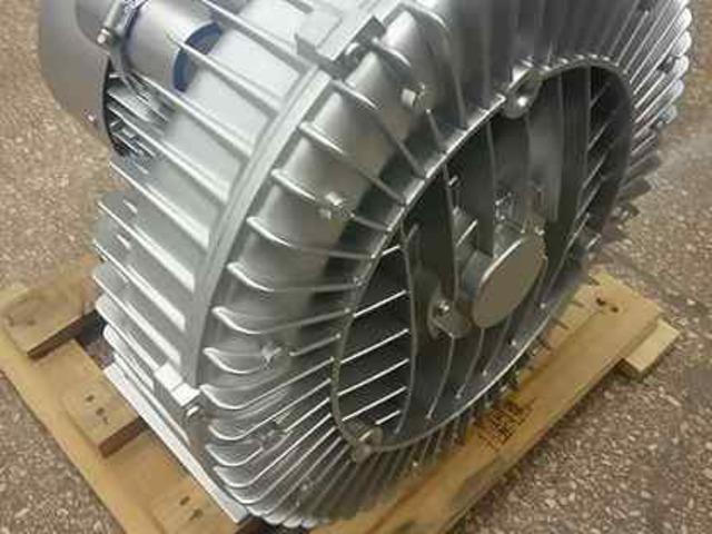 Вихревая воздуходувка 2,2 кВт (318м3/час, 190мбар) - 1