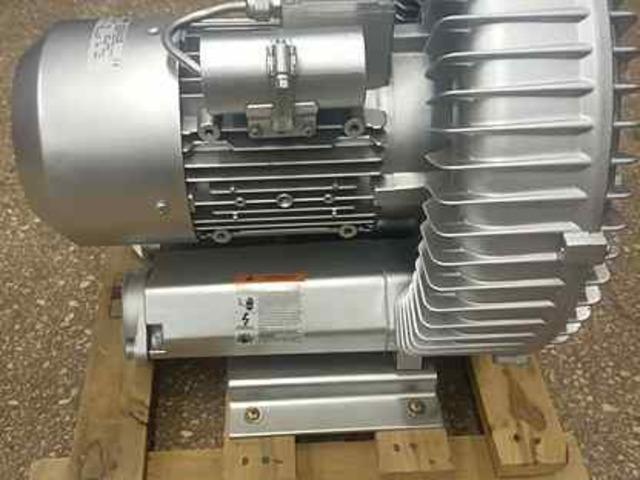 Вихревая воздуходувка 2,2 кВт (318м3/час, 190мбар) - 2