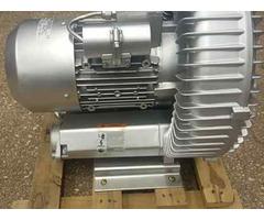 Вихревая воздуходувка 2,2 кВт (318м3/час, 190мбар) - Фотография 2