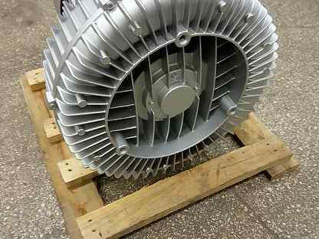 Вихревая воздуходувка 2,2 кВт (318м3/час, 190мбар) - 3