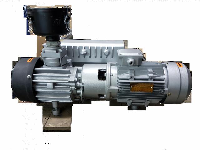 Вакуумный пластинчато-роторный насос SV025 новый - 2