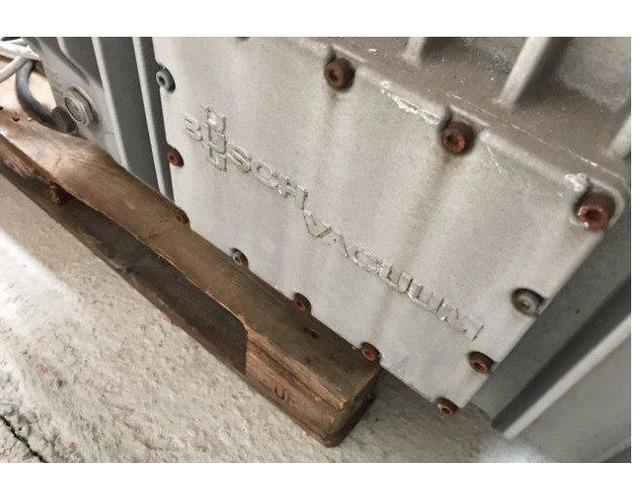 Вакуумный насос Busch R5 промышленный - 6