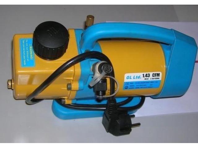 Вакуумный насос Z-1,5B - 1