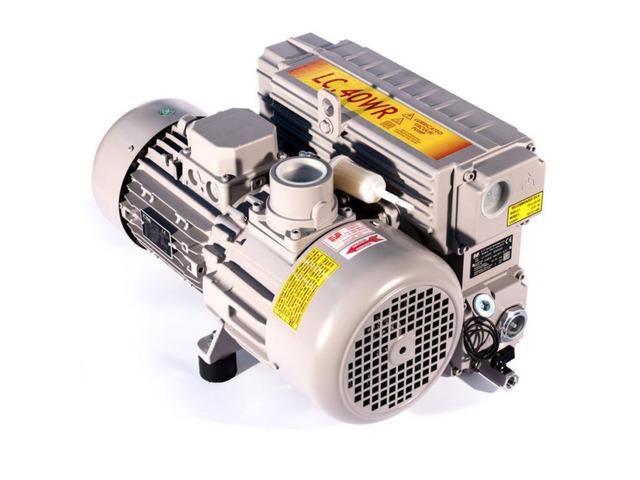 П/роторный вакуумный насос (60м3/ч, 4 мбар) - 2