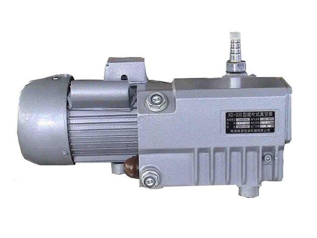 Вакуумный пластинчато-роторный насос SV025 новый - 1