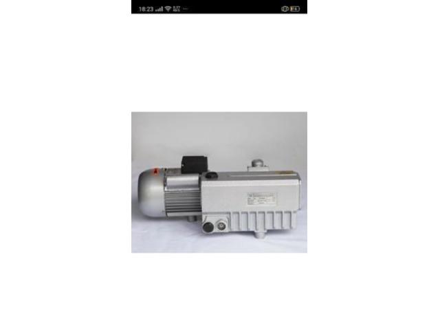 Вакуумный пластинчато-роторный насос SV025 новый - 3