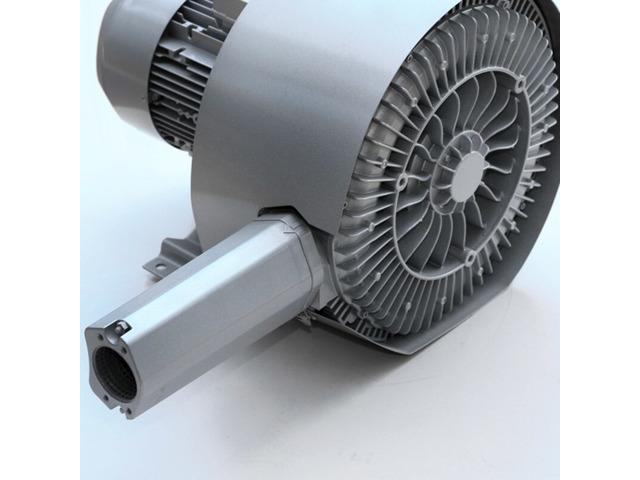 Вихревая воздуходувка 4 кВт (210м3/час, 410мбар) - 1