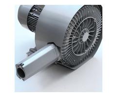 Вихревая воздуходувка 4 кВт (210м3/час, 410мбар)
