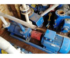 Вакуумный насос GVP 230/220-1462 Турция - Фотография 2