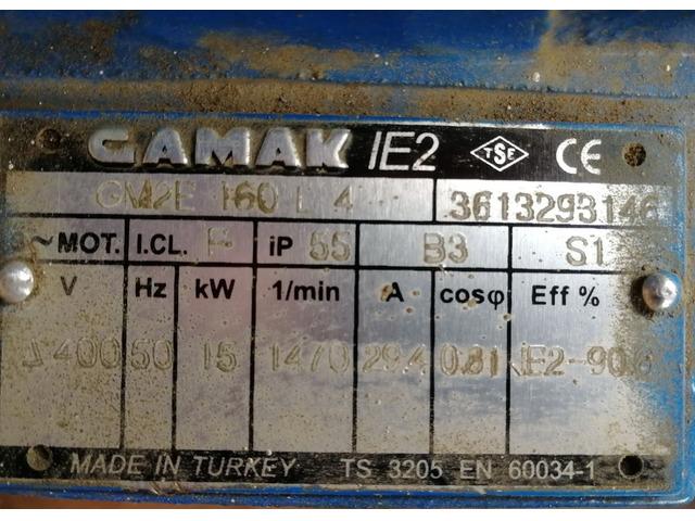 Вакуумный насос GVP 230/220-1462 Турция - 4