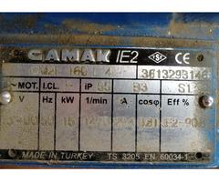 Вакуумный насос GVP 230/220-1462 Турция - Фотография 4