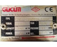 Вакуумный насос GVP 230/220-1462 Турция - Фотография 5