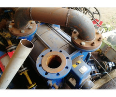 Водокольцевой вакуумный насос Nash 2BE1 202