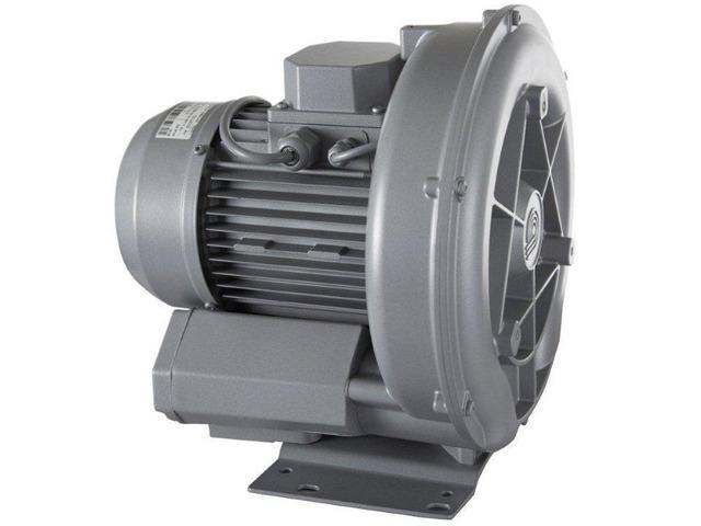 Вихревая воздуходувка 0,8 кВт (180м3/час, 110мбар) - 1