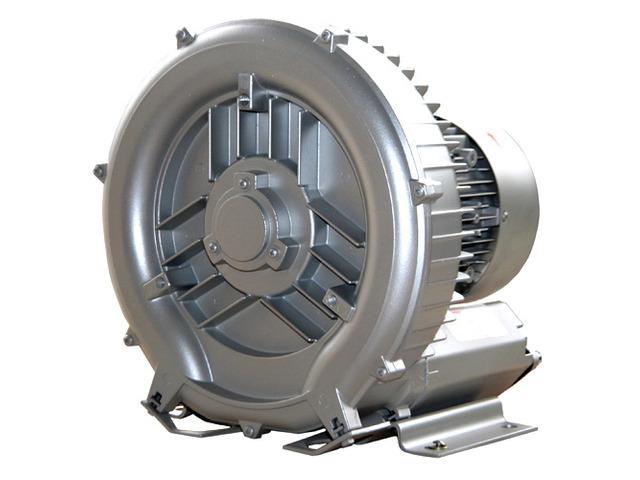 Вихревая воздуходувка 0,8 кВт (180м3/час, 110мбар) - 3