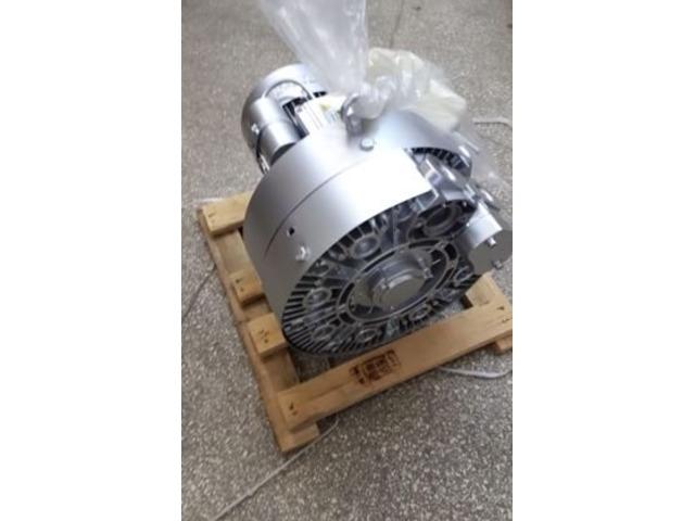 Вихревая воздуходувка, 1,5кВт (47м3/час, 600мбар) - 1