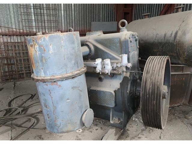 Вакуумный насос нвз-500 без электродвигателя - 1