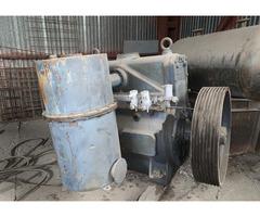 Вакуумный насос нвз-500 без электродвигателя