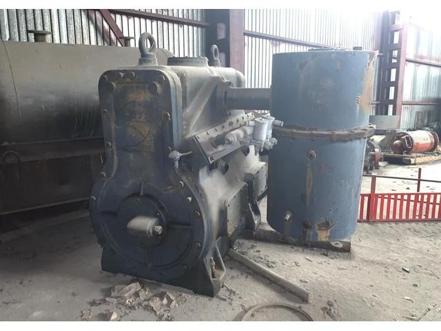 Вакуумный насос нвз-500 без электродвигателя - 2