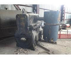 Вакуумный насос нвз-500 без электродвигателя - Фотография 2