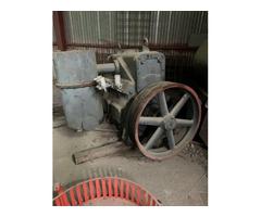 Вакуумный насос нвз-500 без электродвигателя - Фотография 4